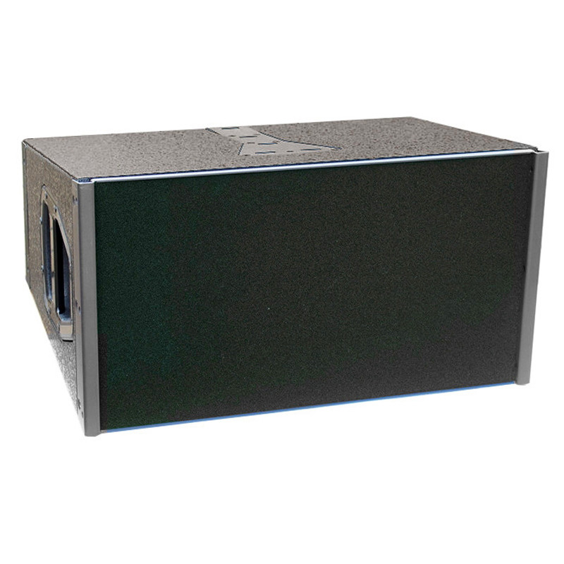 Finlemho DJ Line Array Lautsprecher System Q1 Professional Audio Für Digitale Konsole Audio DJ Mixer Power Verstärker Woofer 2*10 zoll