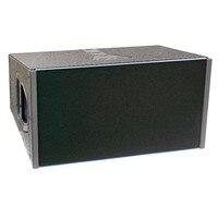Finlemho DJ Line Array Speaker System Q1 Professional Audio For Digital Console Audio DJ Mixer Power Amplifier Woofer 2*10 Inch