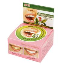 цены Herbal Toothpaste Toothpaste Antibacterial Tooth Whitening Dental Powder Removes Stain Cleaning Tool Natural Herbal Clove