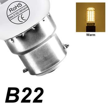 220V GU10 Led Lamp Bulb E14 Led Candle Light Bulb E27 Corn Lamp G9 Led 3W 5W 7W 9W 12W 15W Bombilla B22 Chandelier Lighting 240V 14