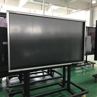 42 Inch Interactive Tv Touch Screen Whiteboard All In One Pc I3 2310M Dual Core