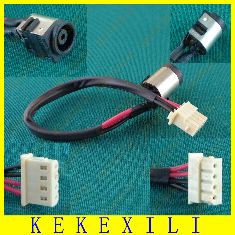 Original Laptop DC POWER JACK CONNECTOR cable FOR SONY Vaio SVF15 ...