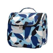 Высококачественная Мужская и женская косметичка большой вместительности сумка моющаяся сумка для хранения дорожный портативный чехол для косметики