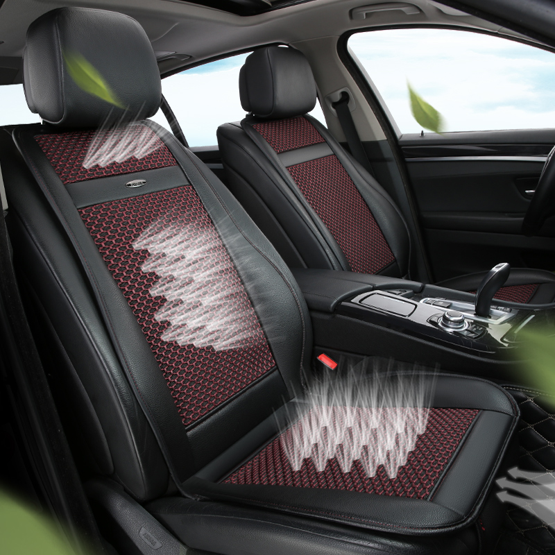 2017 new summer with the fan blowing cool cool car seat cushion summer car electric for vw golf. Black Bedroom Furniture Sets. Home Design Ideas