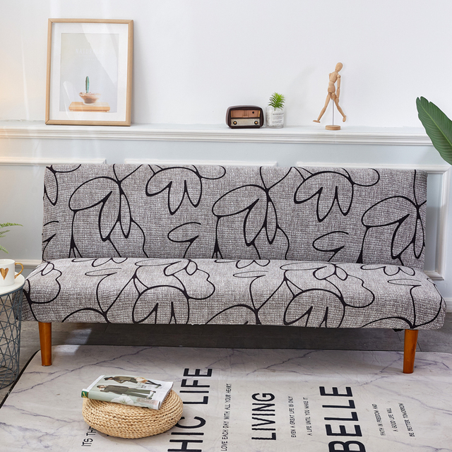 Marvelous Us 8 29 50 Off Wliarleo Sofa Bed Cover Pastoral Couch Covers Elastic Stretch Seat Covers Universal Fundas De Sofa For Living Drawing Room In Sofa Dailytribune Chair Design For Home Dailytribuneorg