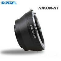 AI-N1 Camera Lens Mount Adapter Ring for Nikon F AI Lens to Nikon 1 AW1 S1 J1 J2 J3 J4 J5 V1 V2 V3