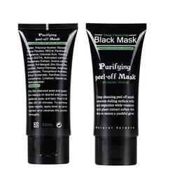 Черноголовых маски для удаления Глубоко Очищающая шелушиться лица Черный маски
