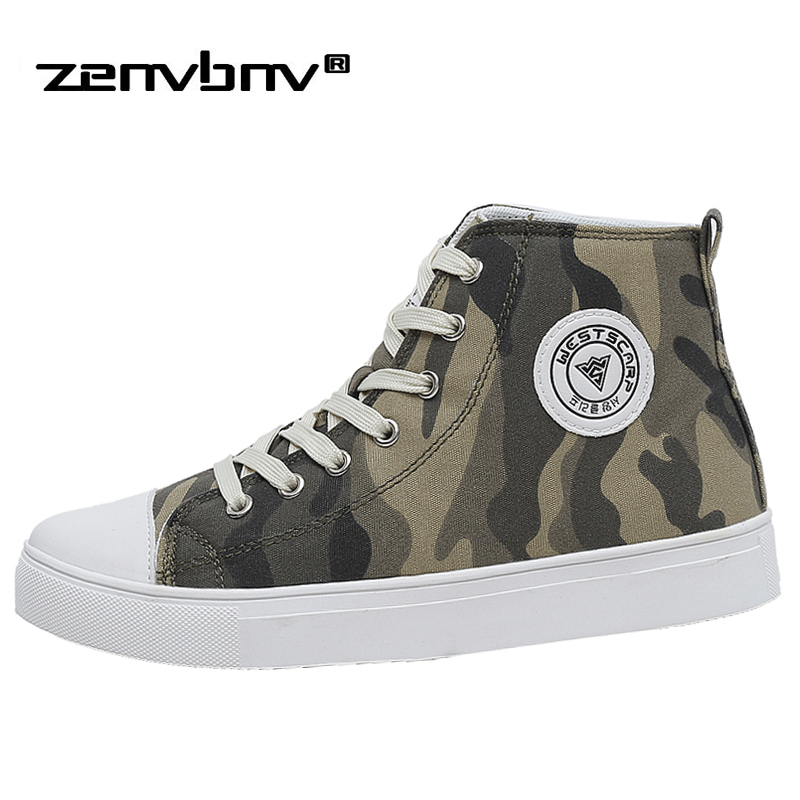 ZENVBNV Men Canvas Shoes Fashion Summer High top Men's Casual Shoes Breathable Canvas Man Lace up Brand Sneakers Big size 36-45 hot sale 2016 top quality brand shoes for men fashion casual shoes teenagers flat walking shoes high top canvas shoes zatapos