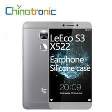 Letv LeEco Le S3 X626 X522 4G RAM Cep Telefonu MetalBody FDD LTE Deca Çekirdekli Çift SIM 5.5