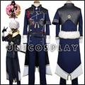 The Sword Dance Touken Ranbu Nakigitsune Cosplay Costume Halloween Suit Man Samurai clothing