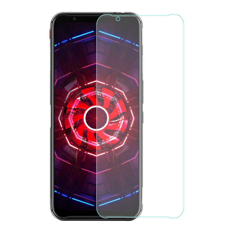 Full Cover Glue Tempered Glass For ZTE Nubia Red Magic 5G Lite 3 2 1 Mars RedMagic Mars3 Mars2 Red devil Screen Protector(China)