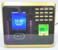 ZK UF100Plus Wi Fi Face & Фингерпринта Системы с бесплатным программным обеспечением лицо времени