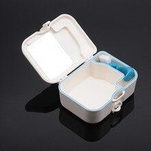 Стоматологическая лаборатория Applianc ложная коробка для хранения зубов чехол с зеркалом и чистой щеткой для стоматологического продукта