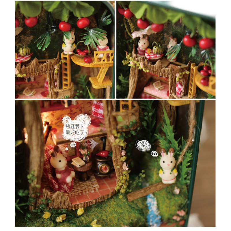 DIY-Model-Kits-Miniatura-Dollhouse-BOX-THEATRE-with-Iron-Box-1-12-Small-Toy-House-Secret-Box-Girl-Birthday-Christmas-Presents-3