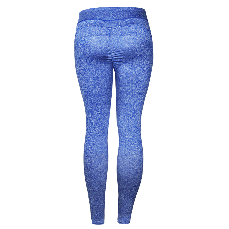 NORMOV Fitness Leggings Women High Waist Workout Push Up Leggins Casual Women Pants Mujer Patchwork Leggings Plus Size Feminina 34