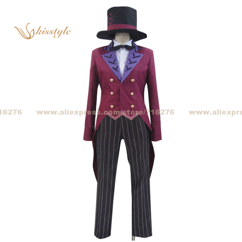 Kisstyle Fashion Black Bullet Kagetane Hiruko Uniform COS Clothing Cosplay Costume,Customized Accepted