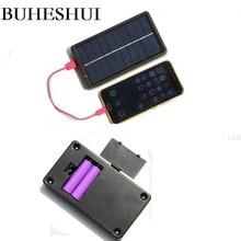 BUHESHUI Yeni Taşınabilir güneş enerjisi şarj cihazı Için 18650 Piller/Cep Telefonları 2 W 5 V GÜNEŞ PANELI Patent Tasarım Ücret...