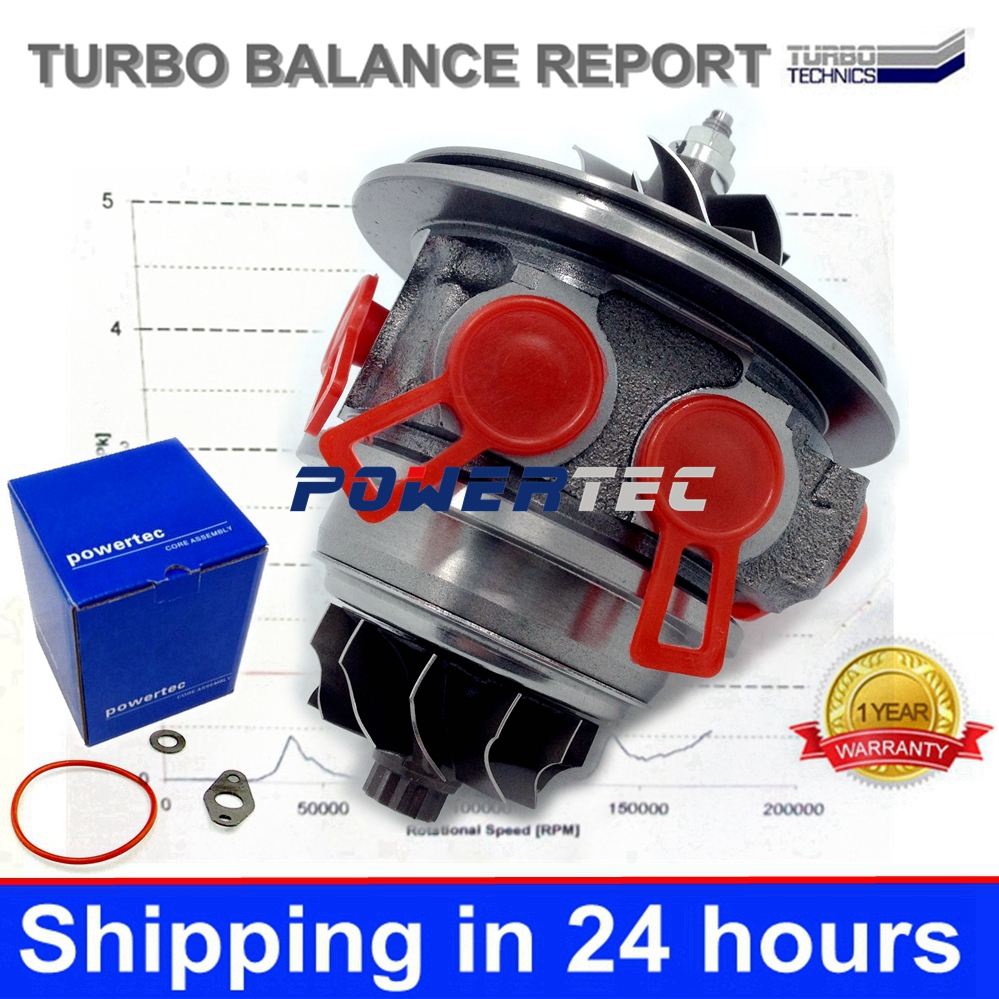 TF035 Turbocharger core 49135-03130 4913503130 turbo cartridge ME202578 CHRA for Mitsubishi Pajero II 2.8 TD 4M40 engine turbo