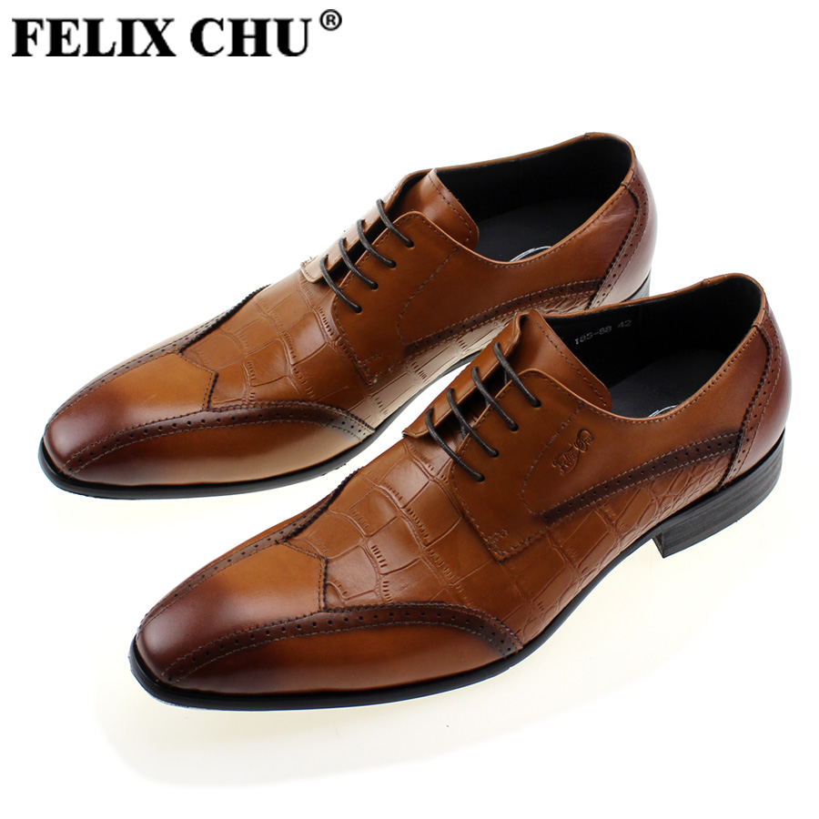 Mens Leather Soled Dress Shoes Promotion-Shop for Promotional Mens ...