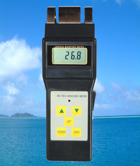 MC7812 Digital Inductive Wood Tree Moisture Meter 0~80% xinbaokeyi md919 inductive digital wood lumber moisture meter 4 80