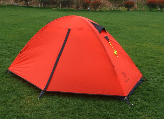 small c&ing tent for one person waterproof nylon material with aluminum pole used for outdoor c&ing & small camping tent for one person waterproof nylon material with ...