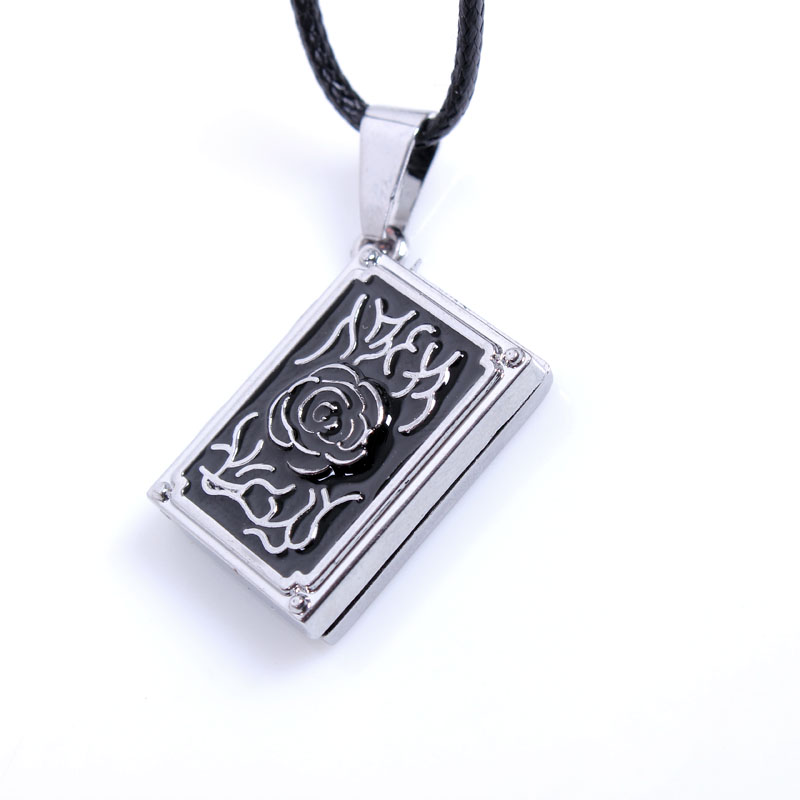 Necklaces & Pendants Humble New Free Shipping Fashion Necklaces Vintage Accessories Cowhide Genuine Leather Necklace Rose Flower Charms Women Men Gifts Male