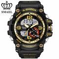 SMAEL Sport Watch Mens Watches Top Brand Luxury Analog Fashion Quartz LED Digital Watch Men Waterproof Watches Relogio Masculino