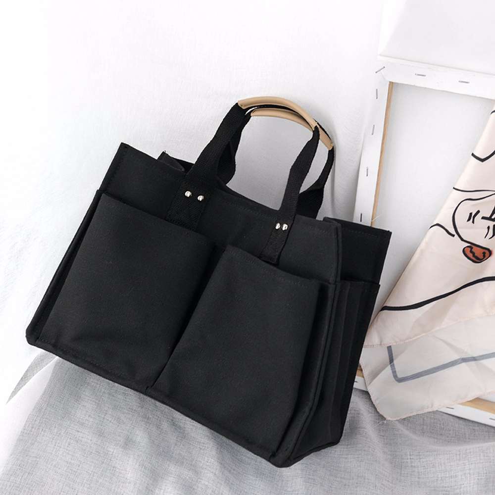 2018 New Women Ins Casual Fashion Multifunction Canvas Bag Japanese Korean Preppy Style Simple Large Capacity Shoulder Crossbody электробритва триммер philips s5550 44