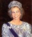 Oversize Vintage princesa cristal tiara de strass cabelo nupcial Wedding Jewelry acessórios de cabelo rainha da representação histórica Tiaras e coroas