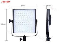 Falcon Eyes 40W Bi-Color LED Video Studio Fotografia Panel Light Continuous Mini Lamp Portable Dimmable Lighting T10 CD50 T06