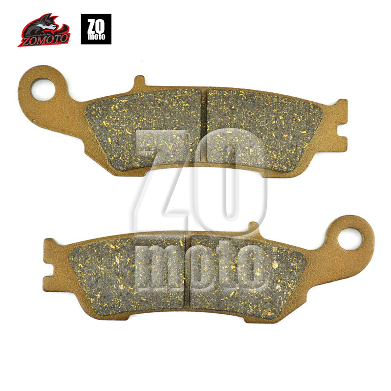 ZOMOTO 2016  Motorcycle  Disc Brake Pads FA450 fit for FRONT YAMAHA DIRT YZ 125 08-16 YZ250 08-16 YZ 450 08-16 motorcycle front and rear brake pads for yamaha fzr 400 fzr400 3en1 1988 brake disc pad