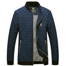 2017 Winter Casual Jacket Men Down Cotton Parka Collar Jacket New Winter Warm Thickening Down Coat Windbreaker Hip Hop Outerwear
