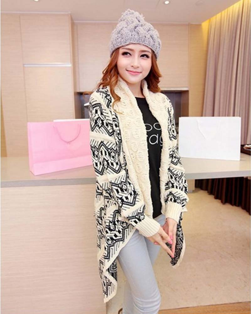 New fall and winter clothes hot sale cardigan knitting ...