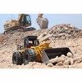 27hmz huina toys 1520 seis canal 6ch 1/14 rc bulldozer cobrando rc rtr carro de controle remoto de metal toys