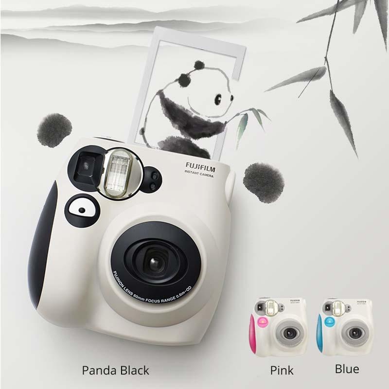 100 Authentic Fujifilm Instax Mini 7s Instant Photo Camera Work with Fuji Instax Mini Film Good