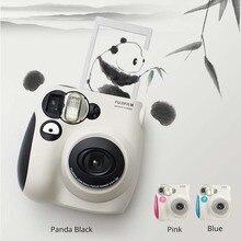 Аутентичная фотокамера моментальной печати Fujifilm Instax Mini 7 s, работает с пленкой Fuji Instax Mini, хороший выбор в подарок