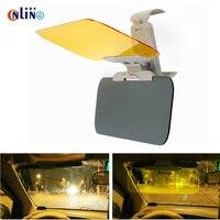 Sospendere e pieghevole specchio auto HD Car Sun Visor e HD Anti-abbagliamento anti Glare night vision drving Specchio Per tutti i modelli di auto
