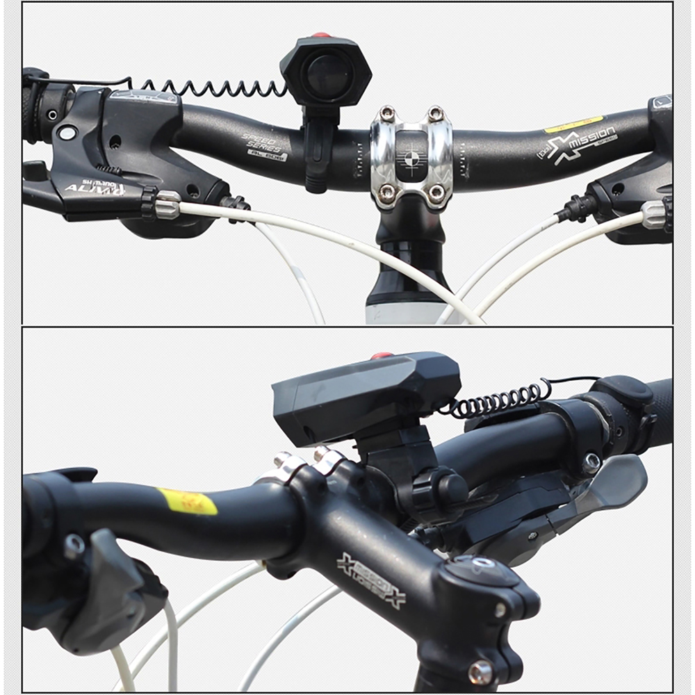 6-Color Metal /& Plastic Ring Handlebar Bell Sound for Bicycle Cycling Alarm UK t