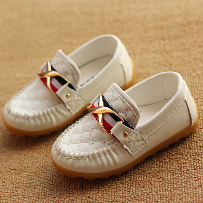 New Children's Casual Shoes Tendon Bottom Boy Shoes Toddler Shoes