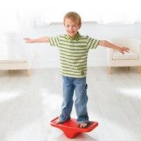 Качели для детей игрушка 60 см клетка See Saw классная детская балансировочная игрушка молния доска Seesaw тренировочная молния доска