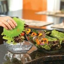 Ручной салат клип овощи пучок-Киви ягоды с удобной ручкой приспособления для приготовления салата