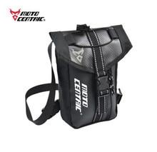 MOTOCENTRIC Motorcycle Leg Bag Thigh Drop Sportster Riding Waist Bags Waterproof Reflective Moto Pocket