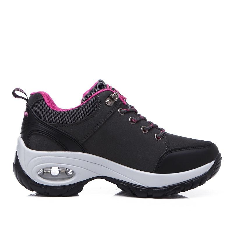 Women Hiking Shoes Man Waterproof Mountain Climbing Trekking Shoes Women's Hiking Shoes