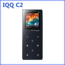 IQQ C2 grabadora hifi bluetooth reproductor de mp3 del deporte con pérdidas Apoyo reproductor de música mp3 radio fm Ranura Para Tarjeta Micro DEL TF 16/32/64 GB