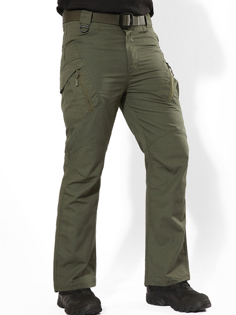 Men's Quick Dry Casual Pants Male lightweight Waterproof Trousers