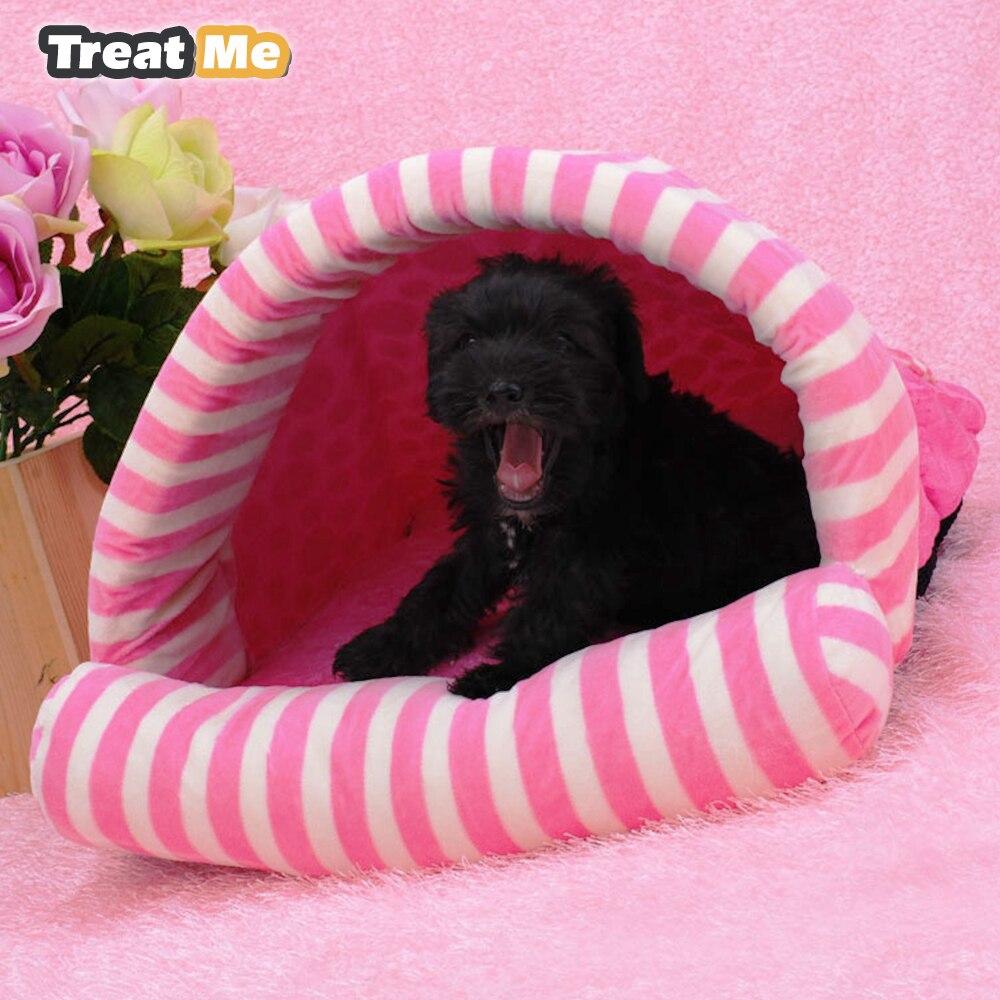Cucce Piccole Per Cani bella dog house pet bed breve peluche cane sacco a pelo