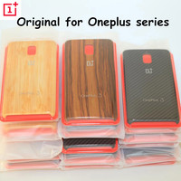 Original Back Case For Oneplus X One Plus X E1001 Genuine Bamboo Rosewood Black Apricot Karbon