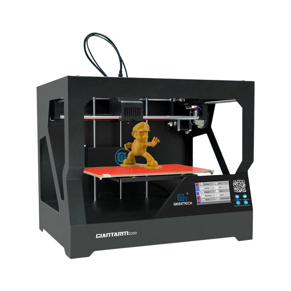 Nieuwe Geeetech 3D-printer GiantArm D200 Wi-Fi Afstandsbediening - Office-elektronica