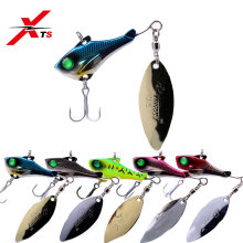 Купить с кэшбэком XTS Fishing Lure 7g 14g 21g 28g Wobblers Artificial Hard Metal Lure Sinking Swimbait 5 Colors Jigging Spoon Fishing Bait KJS007