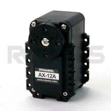 ROBOTIS DYNAMIXEL AX 12A servo Dynamixel özel servo için orijinal Kore robot